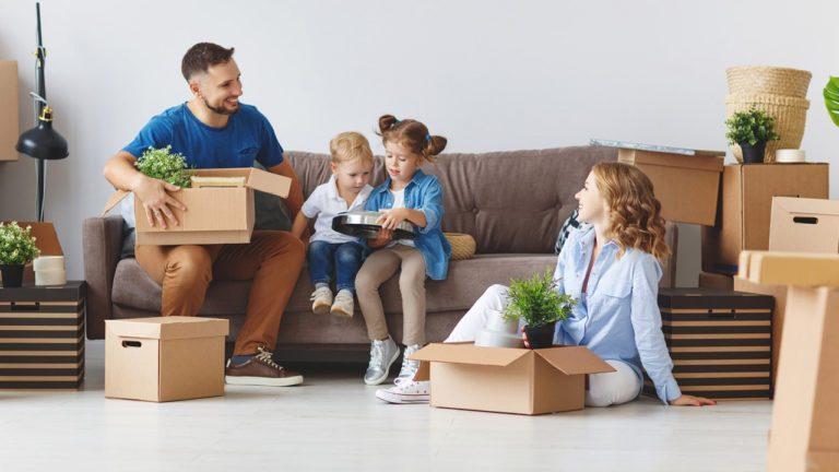 Как комфортно переехать в новую квартиру без хаоса и нервов. Семь шагов